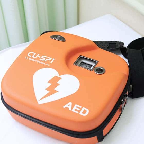 除細動器(AED)